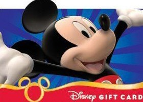Amazing Disney Gift Card Giveaway and it's Open to Canadians!!
