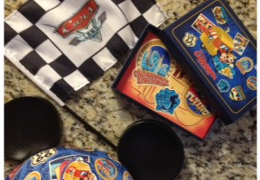 Cars Land Giveaway!!!