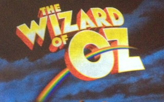 We were off to see the wizard, The Wonderful Wizard of Oz…..