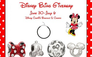 New Giveaway Coming Soon!!! Disney Bling!!!