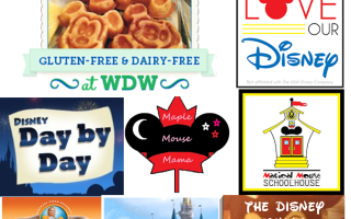 Happy 4th Gluten Free & Dairy Free at WDW!!! #Giveaway
