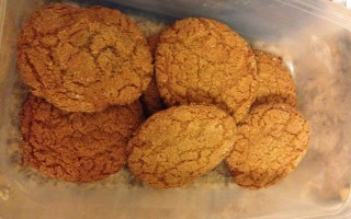 Marvelous Molasses Cookies!!