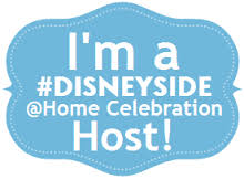 Showing Our #DisneySide With an @Home Celebration!