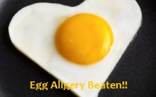 Two Down, Two To Go: Egg Allergy Beaten!!