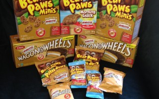 #DarePeanutFree Bear Paws & Wagon Wheels With Wowbutter #Giveaway