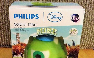 Light Up the Night: Philips Disney SoftPals #Giveaway