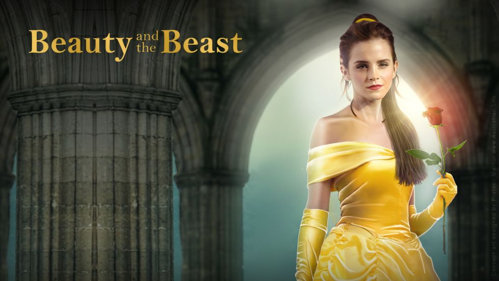 live action movie beauty and the beast