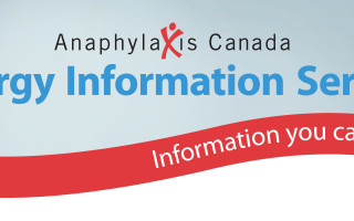 Anaphylaxis Canada's 8th Annual Community Conference is May 23rd, 2015