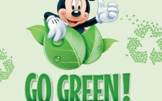"""Go Green"" With Mickey & Friends In Honour Of Earth Day!"