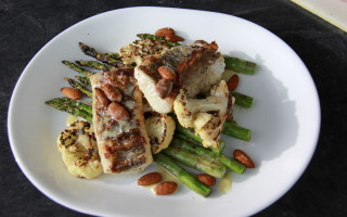 Roasted Lake Ontario Pickerel Recipe For BBQ Season!