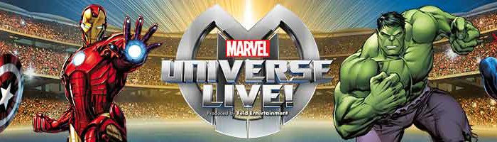Marvel Universe LIVE! in Toronto #Giveaway – CAN only, ends 8/9