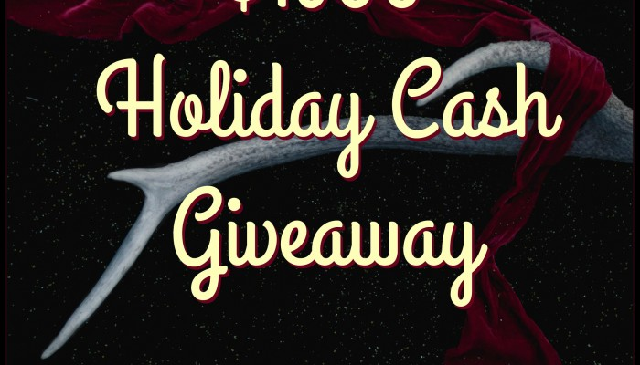 #Win With Our $1500 Holiday Cash #Giveaway!! Open WorldWide #MMMGiftGuide