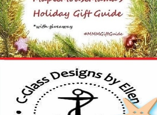 C-Glass Designs By Ellen: Beautiful Accessories From The Sea! #Giveaway #MMMGiftGuide