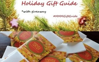 Get Your Home Holiday Ready By Cleaning With Toryen – #MMMGiftGuide – For The Home #Giveaway *OVER*