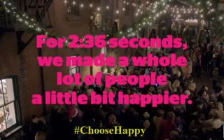 'Tis The Season Of Love So #ChooseHappy