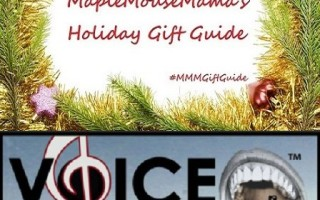 Voice Lessons To Go – A Different Kind Of CD #MMMGiftGuide