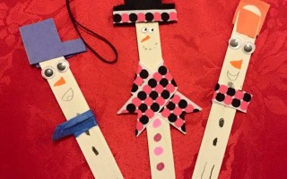 Easy Snowman Craft Perfect For All Ages