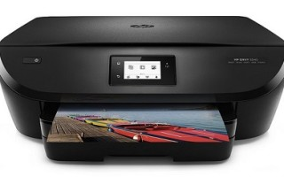 The HP Envy 5540 All-in-One Printer & HP Instant Ink – #NeverRunOut #MMMGiftGuide