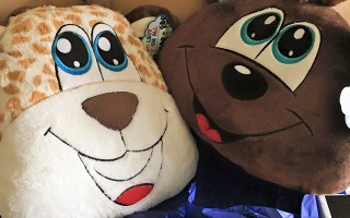 My Happy Pillow – A Cuddly Friend To Help Kids Express Their Feelings! #MMMGiftGuide