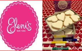 Send Your Valentine A Sweet Treat With Eleni's New York! #NutFree