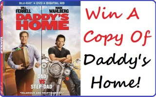 Need Some Laughs? Enter To #Win A DVD Copy Of Daddy's Home! #Giveaway CAN, 4/14