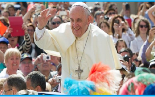 Can You Believe It? The Pope Is On Instagram! #SayWhatNow