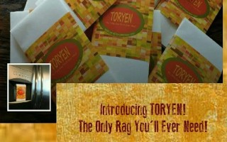 Getting To Know Mompreneur Stacy Wagner, Creator Of TORYEN – The Only Cleaning Rag You Need