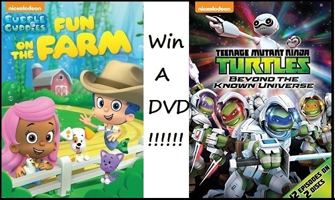 Do Your Kiddos Love Movies? Check Out These Great DVDs! #Giveaway – Canada, ends 6/18