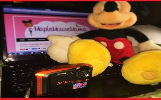 Capture Memories Anywhere With The Finepix XP90 Camera From @Fujiguys #DisneySMMC #FujiMoms