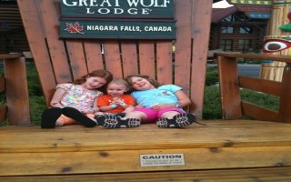 Remembering Back to Our Very First Visit to Great Wolf Lodge