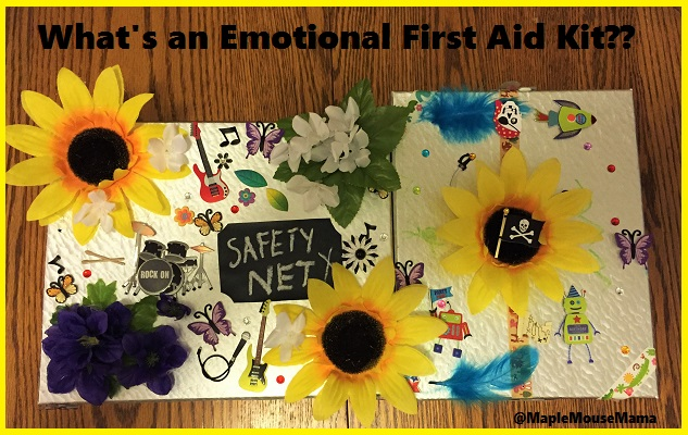 emotional first aid kit