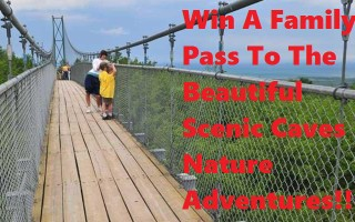 Family Fun Awaits At Scenic Caves Nature Adventures This Summer! #Giveaway CAN 7/9