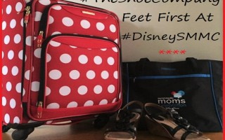 Foot Loose and Fancy Free With #TheShoeCompany at #DisneySMMC!