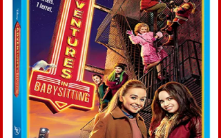 Disney Channel's 'Adventures In Babysitting' Is Now On DVD! #Movies #Disney