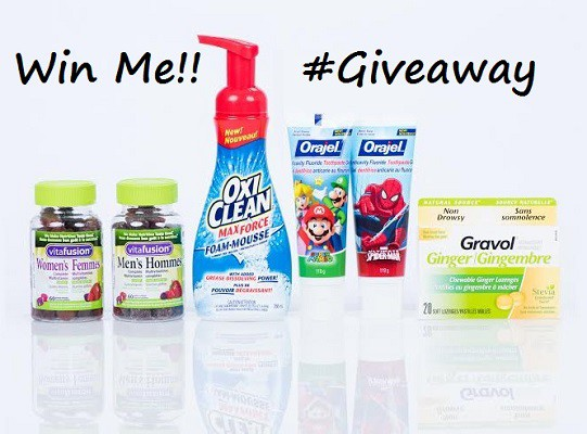 Take A Road Trip Across Canada With #ChurchAndDwight This Summer! #Giveaway 8/9