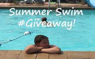 Swimming Safety Is Serious #LittleSwimmers #Giveaway CAN/US 8/10