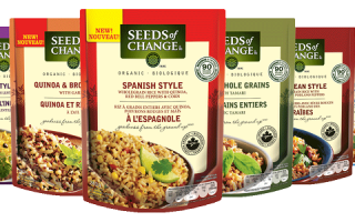 Meal Prep Made Easy With Seeds of Change #SeedsOfChangeCA