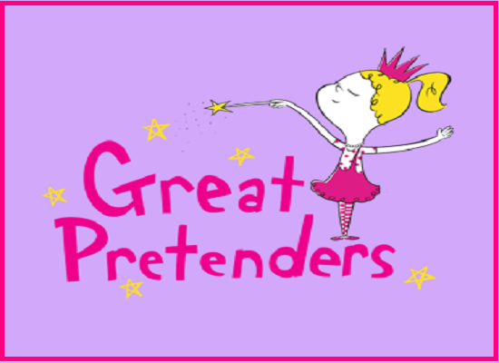 great pretenders, bloggersfete