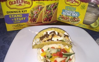 Let's Taco Bout It and Bring Old El Paso Back To Your Dinner Table