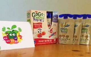 Let's GoGo #BackToSchool With A GoGo squeeZ YogurtZ #Giveaway CAN/US 9/13