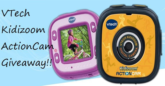Let Your Child Take The #Back2School Photos This Year With @VTechCanada Kidizoom Action Cam #Giveaway #Kidventure