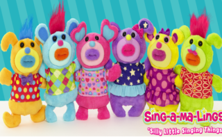 Cute As Can Be, They're Sing-A-Ma-Lings From @Funrise_Toys – #Giveaway CAN 10/18