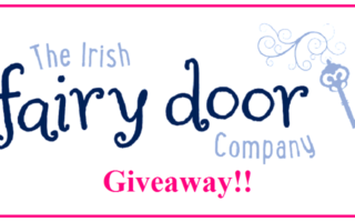 Add A Little Magic To Your Day With An @IrishFairyDoor – #Giveaway, CAN 10/23
