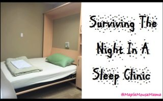 Surviving The Night In A Sleep Clinic