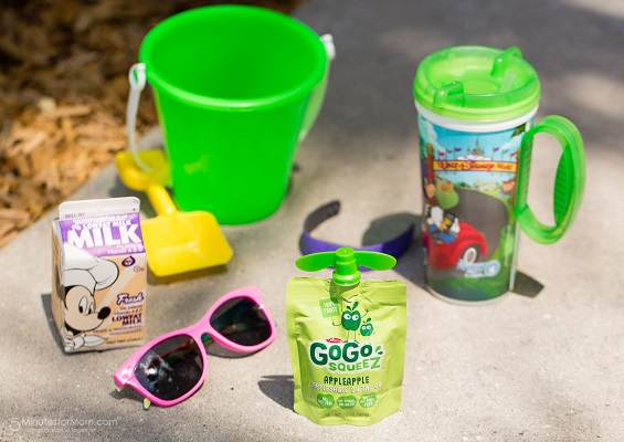 gogo squeez, disney, food allergies
