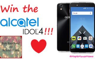 Elegant and Enticing; That's The Alcatel IDOL 4 Legacy #AlcatelHoliday #Giveaway CAN 1/6 #MMMGiftGuide