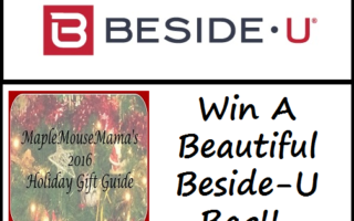 A Bag For All Occasions @BesideU_Canada – #MMMGiftGuide #Giveaway CAN 12/23