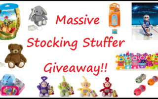 Stocking Stuffer Ideas For The Littles In Your Life + Huge #Giveaway #MMMGiftGuide 12/21