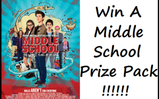 "Enter To #Win A ""Middle School"" On Blu-ray Prize Pack! CAN 1/30"