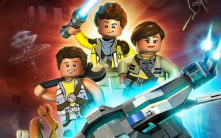 "For Your Viewing Pleasure ""Lego Star Wars: The Freemaker Adventures"" On Blu-ray"